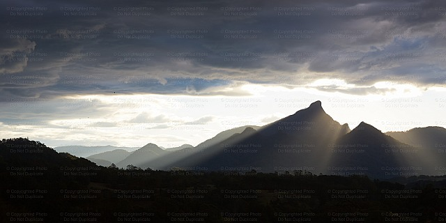 Mount Warning 9648