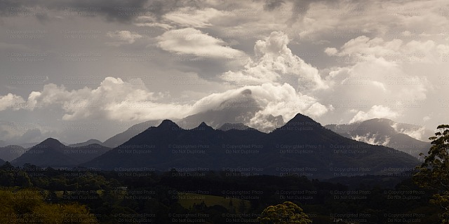 Mount Warning 8705