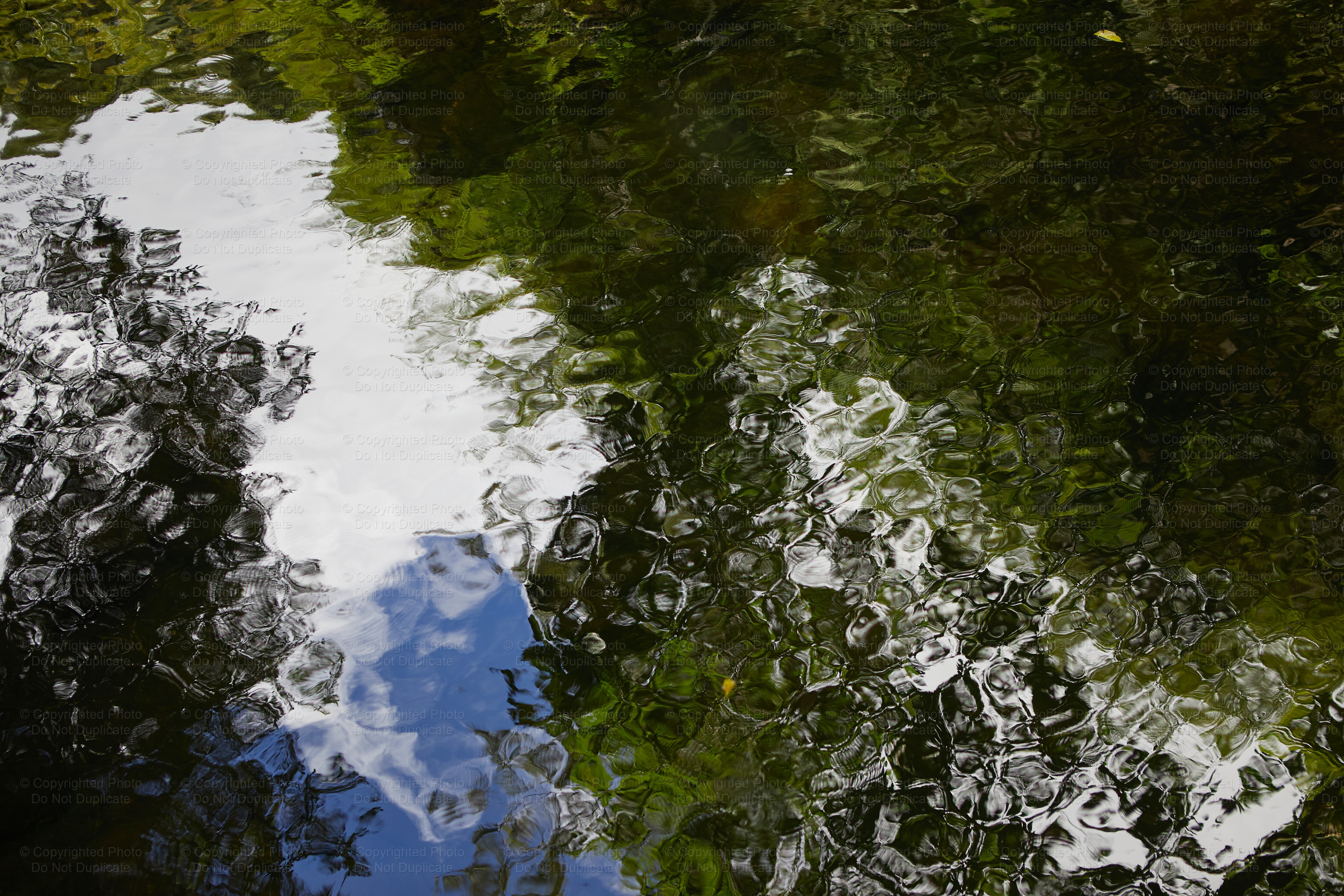 Water reflections 2
