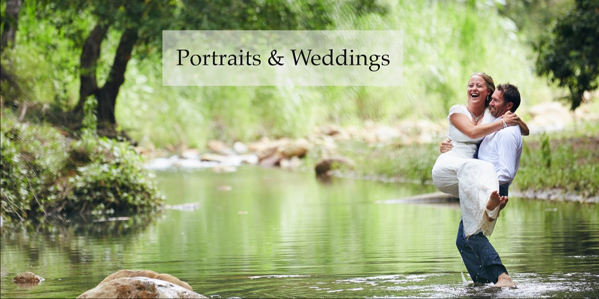 Vibrant Imaging Portraits and Weddings