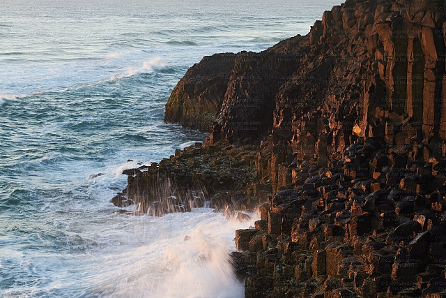 Fingal Head dawn 3