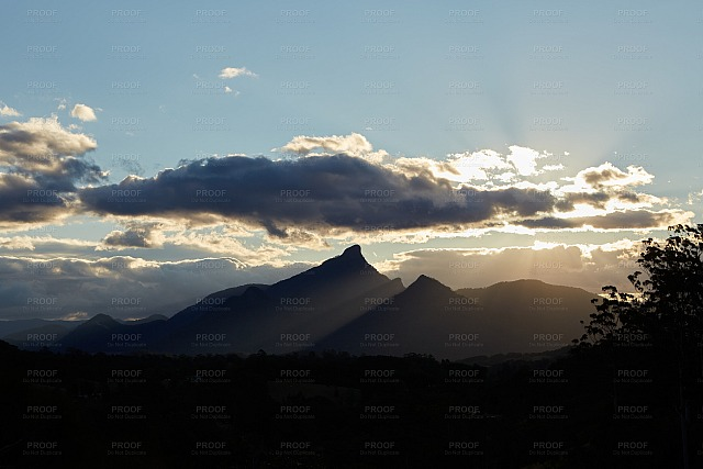 Mount Warning 3663